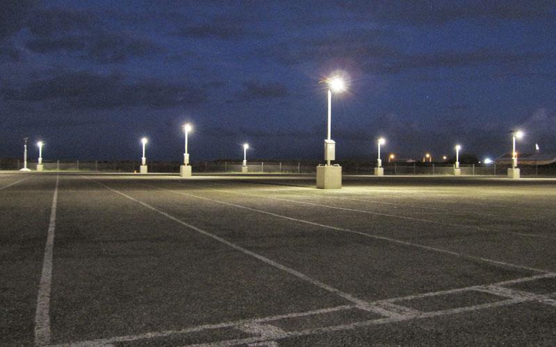 Temporary lighting