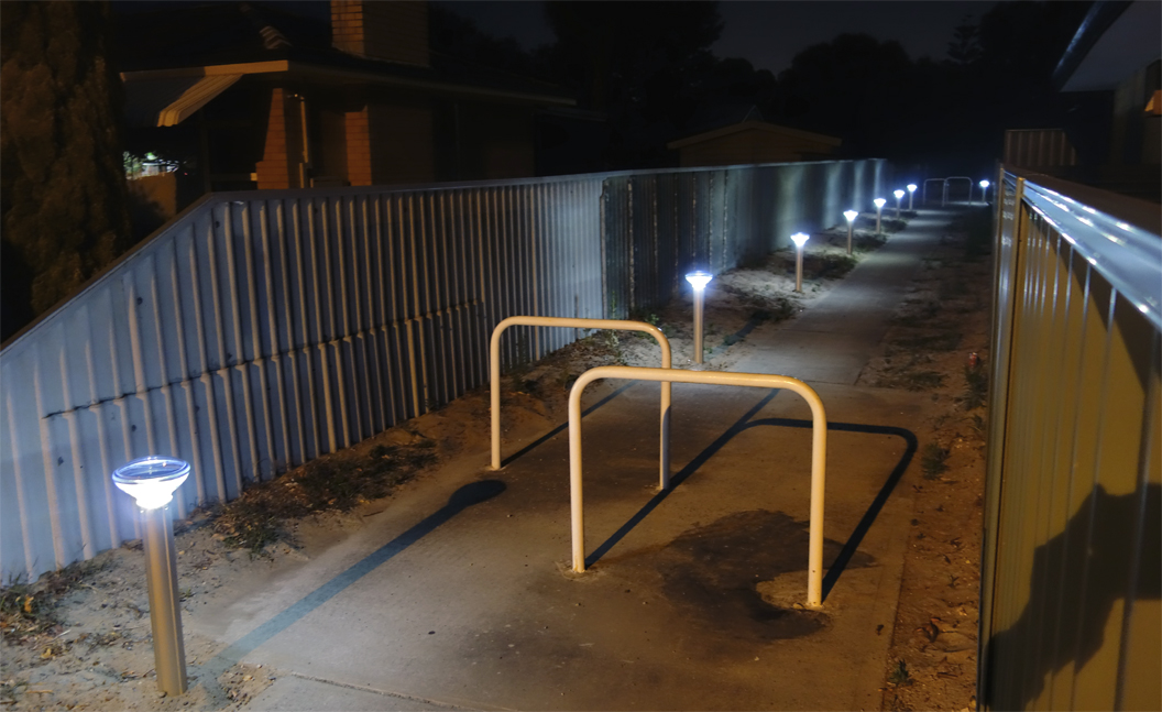 path solar lighting package