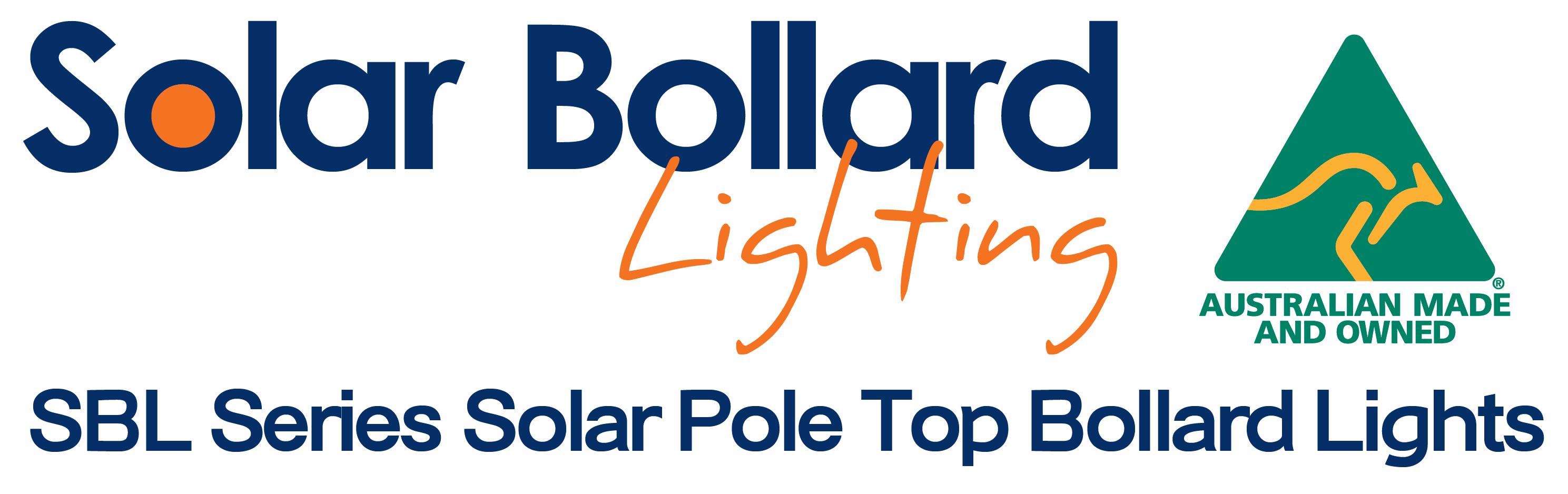Solar bollard lighting