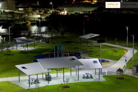 Recreation area Solar Lights