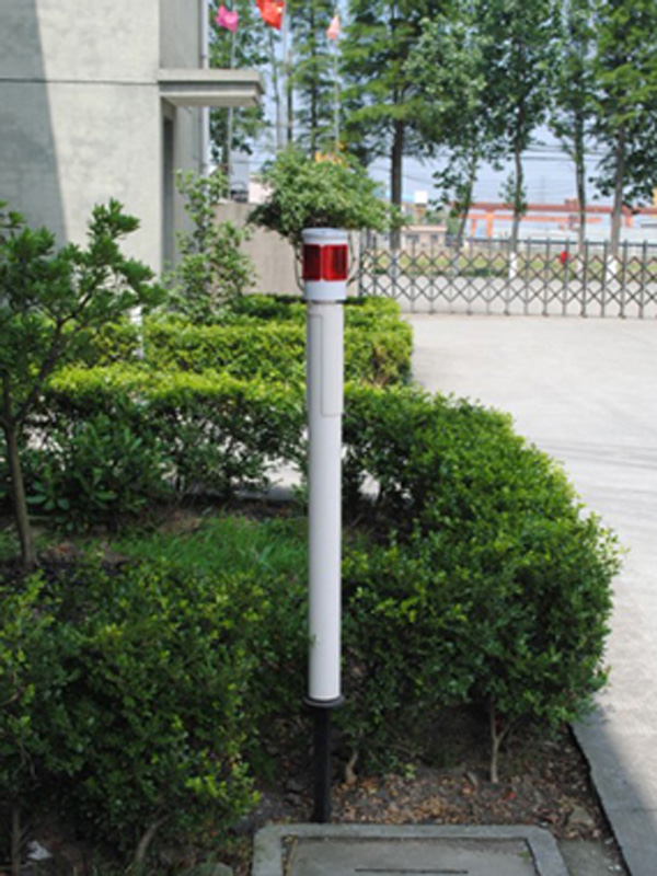 solar hazard light