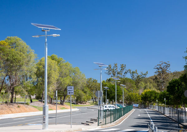 Vertex LED street and area lighting