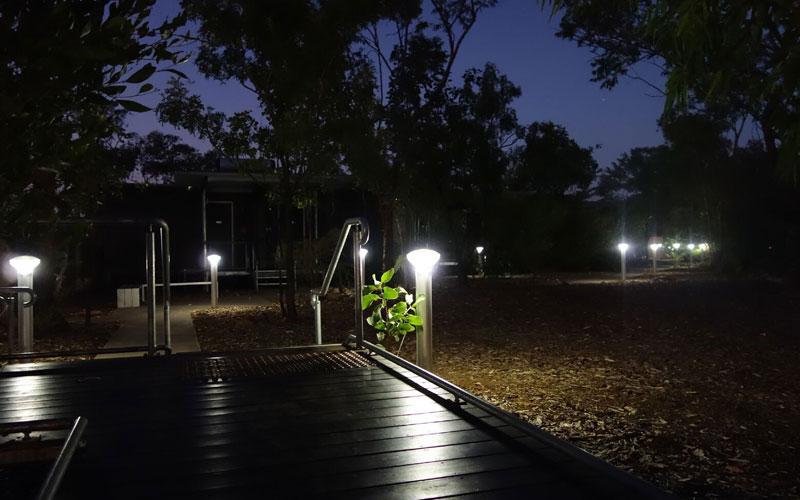 Solar Bollards Solar Bollard Lights Orca Solar Lighting