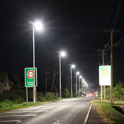 Fiji Road Authority utilising Vertex solar road lights