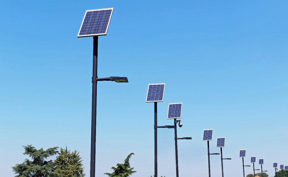 Best Solar Street Lighting Australia