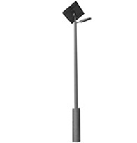 Vertex solar path light