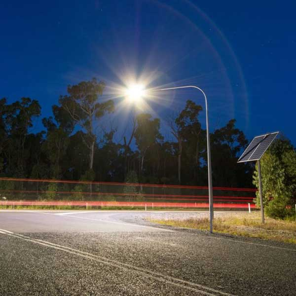 The NSW government is substantially upgrading the Pacific Coast Highway through Northern NSW, numerous large new remote intersections that require lighting.