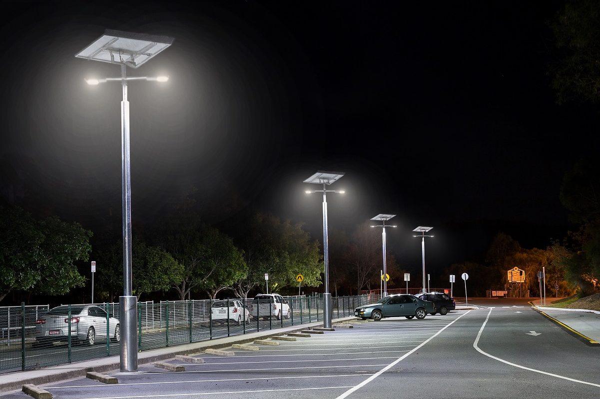 Car park & area lighting