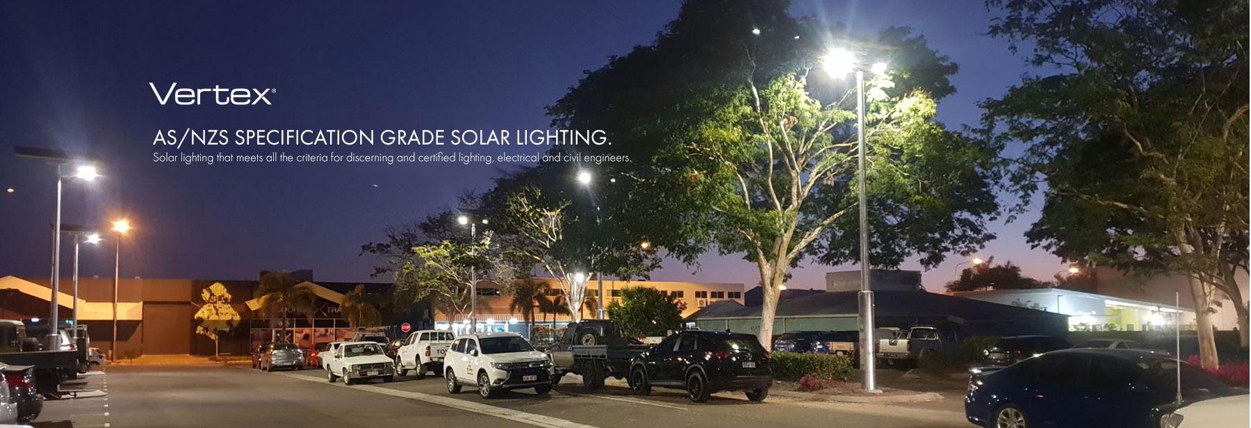 Vertex Solar Lights